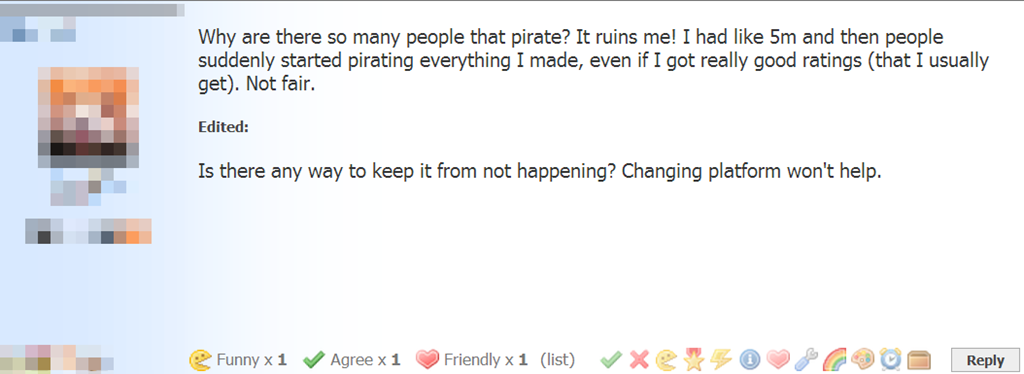 What happens when pirates play a game development simulator