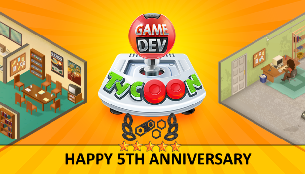 Happy 5th Steam Release Anniversary - Greenheart Games